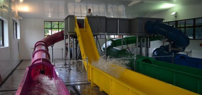 4 Flume Slide Complex