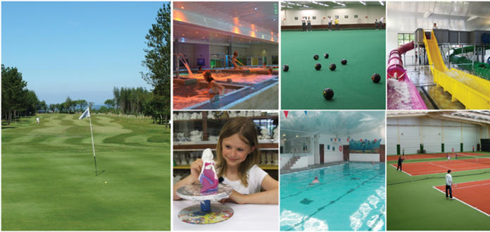 The Only Sport Craft and Spa Hotels in the UK