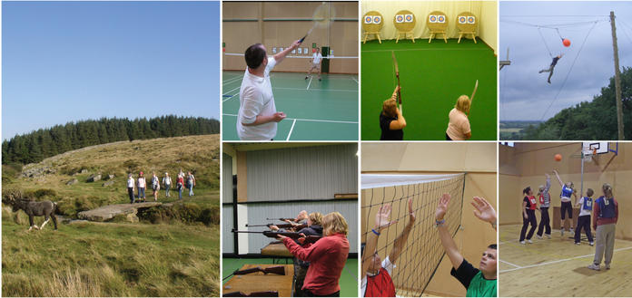 Team Building & Residential Courses