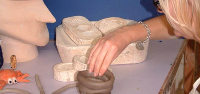 Pottery - Hand building